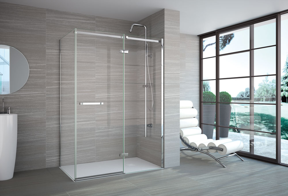 Shower Enclosures – Waterfalls Showroom